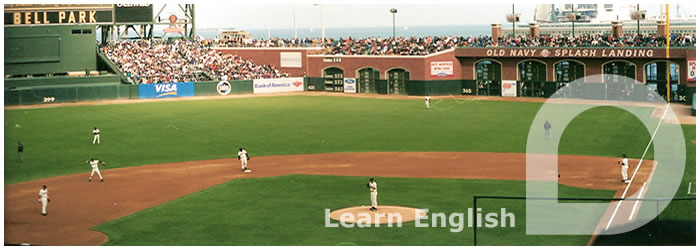 Picture of baseball-match-giants !
