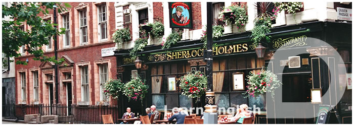 Picture of pub-sherlock-holmes !