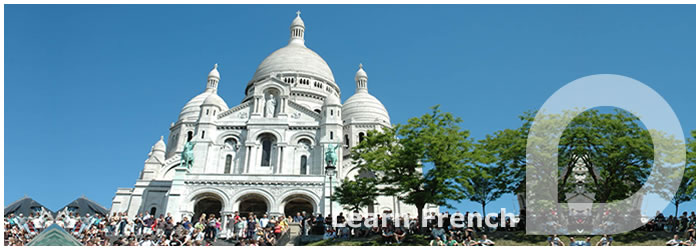 Picture of butte-montmartre-paris !