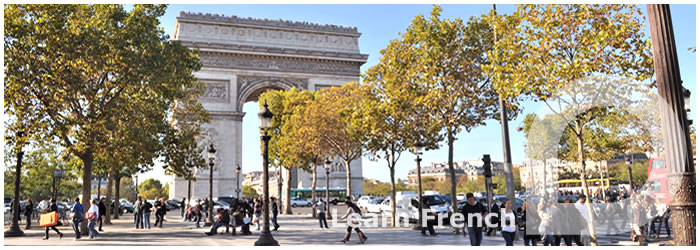 Picture of champs-elysees-paris !